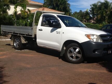 2005 Toyota Hilux Ute Coombabah Gold Coast North Preview