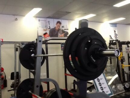 100kg Olympic weight package @ orbit Joondalup  Joondalup Joondalup Area Preview