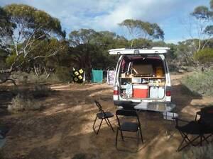 2002 Mazda E2000 Van/Campervan WA rego West End Brisbane South West Preview