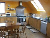 double room in modern home kirkhill