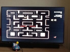 Vintage pac-man TV game