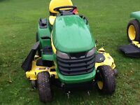 2009 John Deere X500 Lawnmower