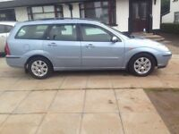 Wanted Ford Focus estate ghia