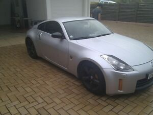 Wanted 350z