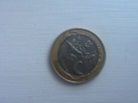 2002 commonwealth games coin for sale