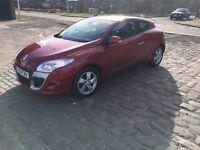 09 Renault Megane 1.6 petrol 60k miles £2499