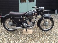 Matchless g3ls 1955