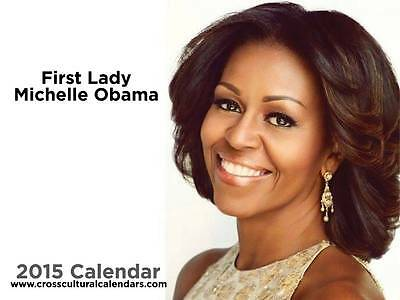2015 First Lady Michelle Obama Calendar