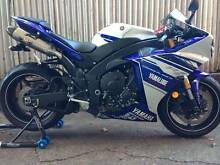 2014 Yamaha YZF R1 for sale (Blue/White) 5000kms St Marys Penrith Area Preview