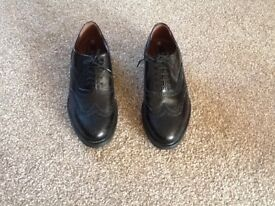 MENS GROSVENOR LEATHER SHOES