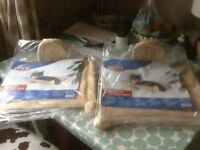 2 brand new Trixie wall mounted cat beds complete with fixings
