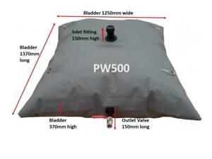 500 Litre Transportable Water Tank Bladder Geebung Brisbane North East Preview