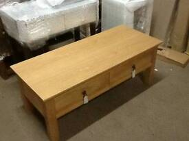 £65 - Knightsbridge coffee table - new and unused - delivery available