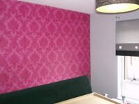 DM DECORATING * QUALITY SERVICE * TIME SERVED PAINTER AND DECORATOR * (30YEARS)