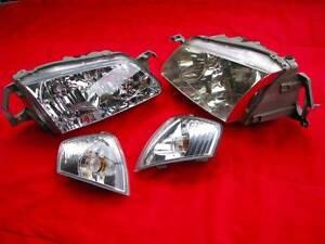JDM Sport20 headlights for 98-00 BJ Mazda 323 Astina Protege SP20 Kalorama Yarra Ranges Preview