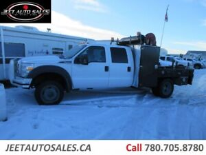 2015 Ford F-550 XLT 4X4 Picker Crane
