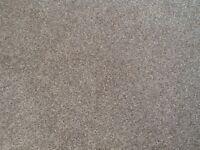 Mink WindsorTwist carpet and tread air premium underlay