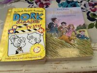 2 children's books