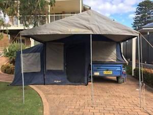 Oztrail 12 Camper trailer Ettalong Beach Gosford Area Preview