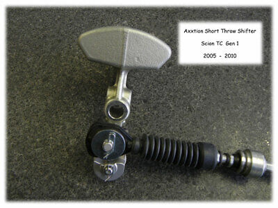 Axxtion Short Throw Shifter for Scion TC,  Gen 1,   2005  -  2010