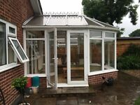 conservatory ready to go