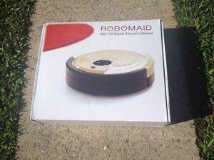 Robomaid RM-770 Robotic Vacuum Cleaner Tewantin Noosa Area Preview