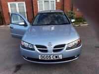 2005 NISSAN ALMERA SX 1.5L 16V 5Door Hatchback Manual Petrol BARGAIN@ £1195