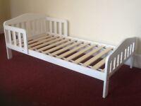 Mothercare Darlington Toddler Bed & Mattress