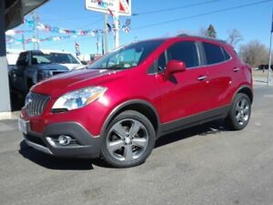 2013 Buick Encore PRETTY LITTLE CAR !! SUPER ON FUEL !!