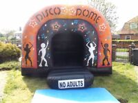 15 x 12 childrens disco dome with bluetooth speaker