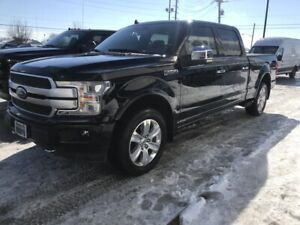Ford F-150 Platinum SuperCrew 4RM caisse de 6,5 pi