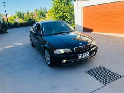 2002 BMW 3 Coupe Main Beach Gold Coast City Preview