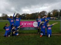 BOY & GIRL FOOTBALL SOCCER PLAYERS, COACHES AND REFEREES WANTED - BRIGHOUSE JUNIORS