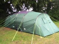 Esdale 6 tent. Used twice