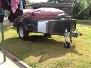 MDC camper trailer Kallangur Pine Rivers Area Preview