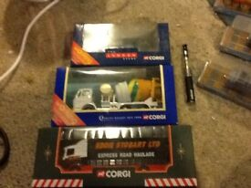 3 corgi models