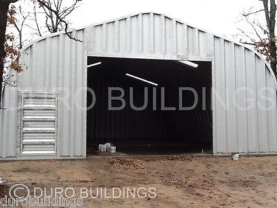 Durospan Steel 35x40x16 Metal Building Kit Diy Garage Workshop Factory Direct