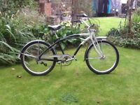 Bike: FELT Cruiser retro low rider