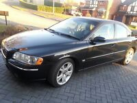 VOLVO S60 SE D 163..A LOVELY ECONOMICAL DIESEL..VERY WELL MAINTAINED THROUGHOUT.. DRIVES SUPERBLY..