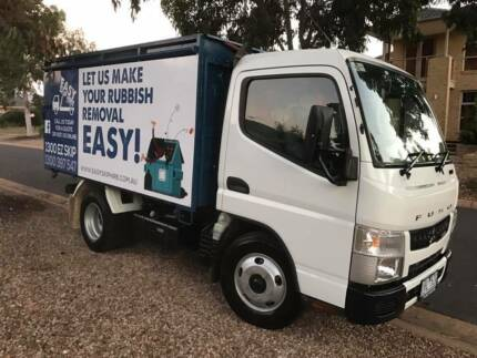 Rubbish Removal made EASY! We do all the work for you!