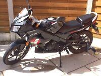 For sale 2015 lexmoto xtr black