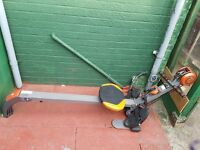 Rower BR 3010 - rowing gym machine