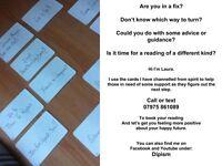 Channelled Teachings & Card Readings