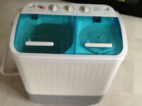 Portable caravan camping Twin Tub Washing Machine by Good-Ideas