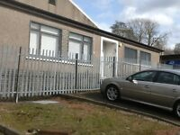 Large industrial unit to rent Kirkintilloch area
