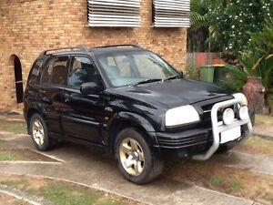 2000 Suzuki Grand Vitara Wagon Bli Bli Maroochydore Area Preview