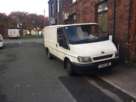 Ford Transit - 12 months MOT - Good Bodywork - - No Issues -Ready For Work