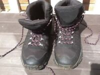 Walking Boots Ladies size 7