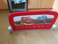 Disney Cars Bed Guard