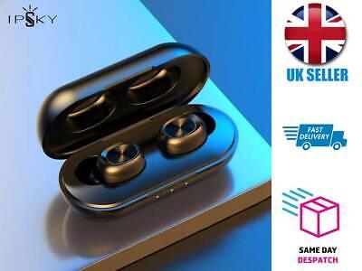 Wireless Bluetooth iPhone Ear Buds Earphones Headphones For iPhone Samsung